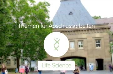 Du bist noch auf der Suche nach einem passenden Thema für Deine Bachelorarbeit in Life Science? Hier findest Du 9 Beispiele zur Inspiration und Recherche.