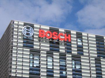 Abschlussarbeit bei Bosch