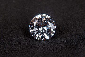 Die Bewertung der Bachelorarbeit setzt sich aus verschiedenen Kriterien zusammen. Die Facetten des Diamants repräsentieren diese.