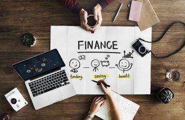 Ein Finanzplan zum Sparen