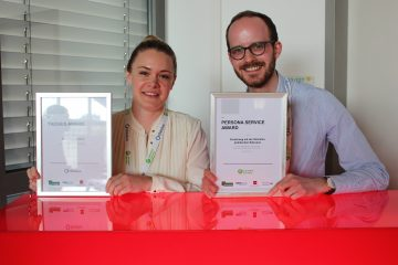 Thesius-Award Gewinner