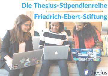 Friedrich-Ebert-Stiftung Stipendium