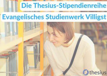 Villigst Studienwerk Stipendium
