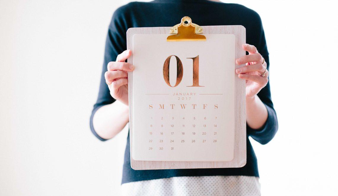 Gute Vorsätze für das Neue Jahr: Tipps und Tricks
