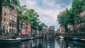 Amsterdam Praktikum Erfahrung