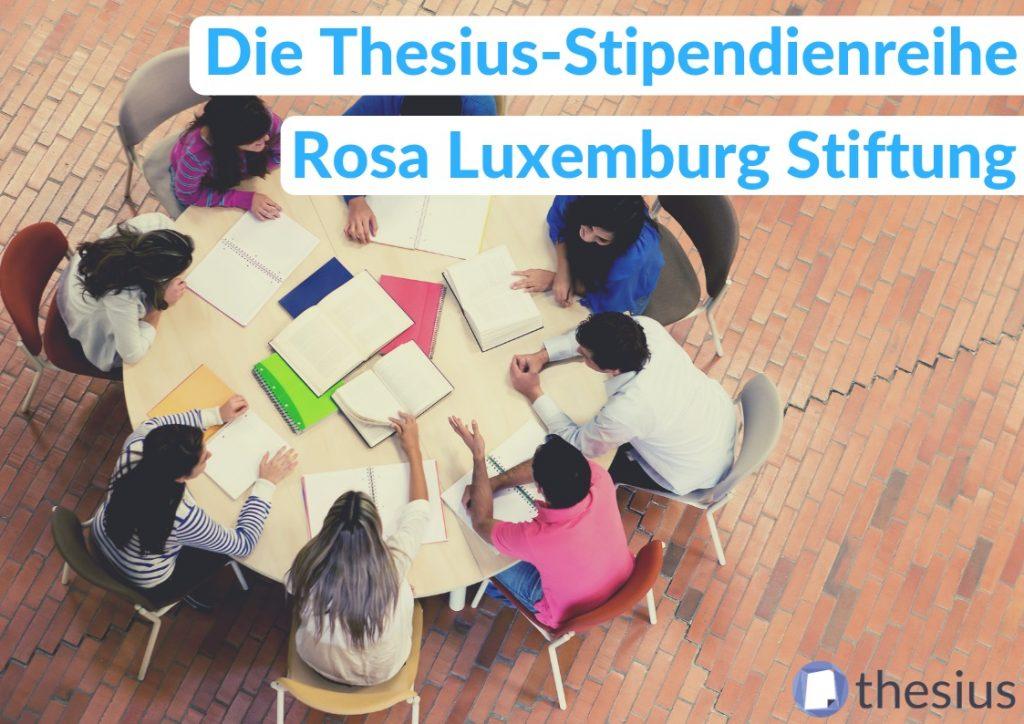 Rosa Luxemburg Stipendium