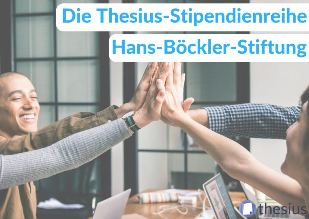 Stipendium Hans Böckler Stiftung