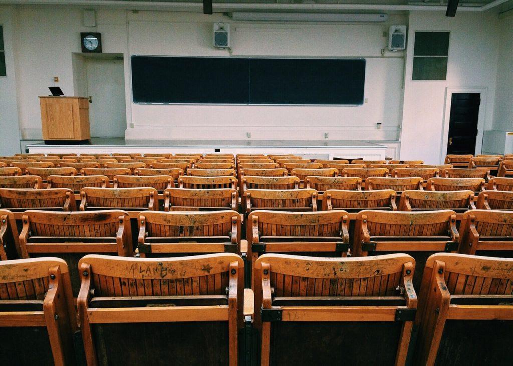 Die Unterschiede zwischen Vorlesung, Seminar, Tutorium und Übung.