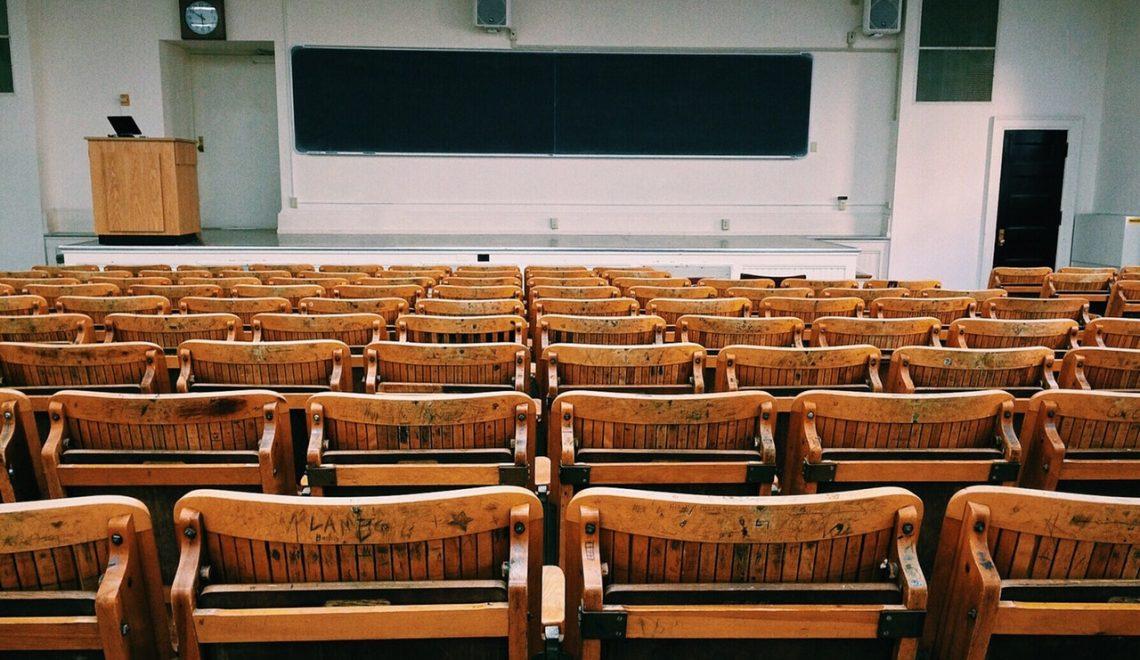 Vorlesung, Seminar, Übung, Tutorium: Was ist der Unterschied?